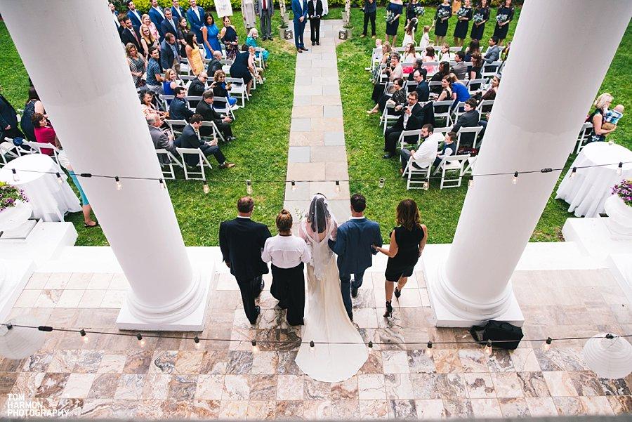 Hudson Valley Balcony, Hudson River Views, Westchester Views, Westchester Balcony, Briarcliff Manor, The Briarcliff Manor, Balcony Views, Outdoor Ceremony, Briarcliff Ceremony