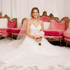 Westchester Bridal Suite, Scarlett O'Hara Bridal Suite, Pink Couch, Bridal Party, Hudson Valley Bridal Suite,