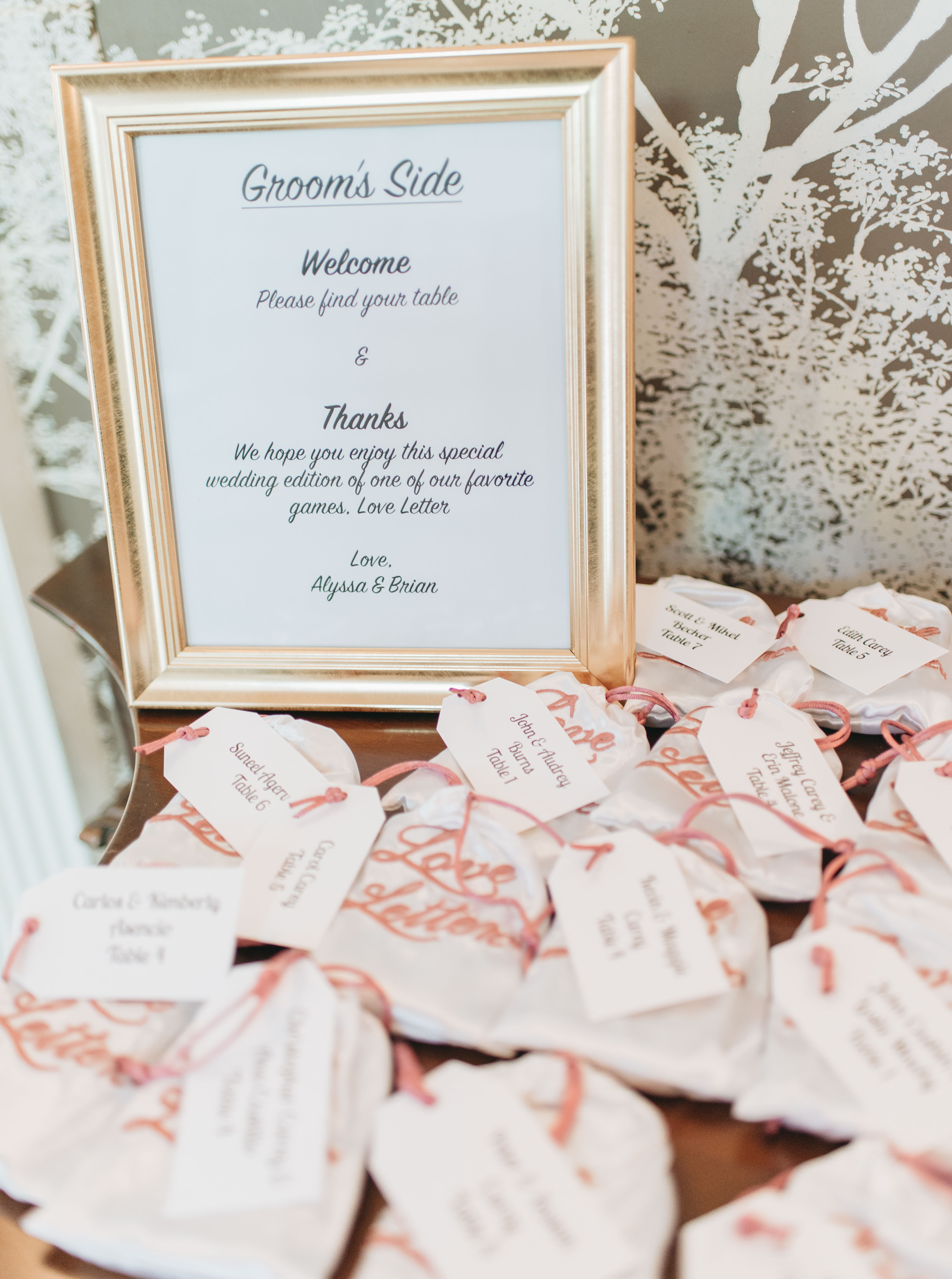 It All Started With A Cup Of Hot Chocolate Wedding At The
