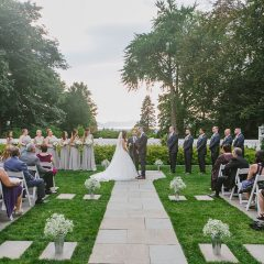 new york weddings mansion weddings westchester weddings sunset ceremony