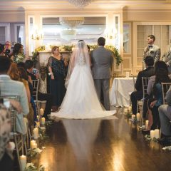 manor weddings mansion estate westchester new york bridal suite grooms suite winter wedding winter wonderland indoor ceremony ballroom