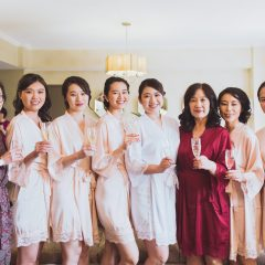 Bridal Party Ladies