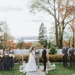 The Briarcliff Manor Ceremony Wedding