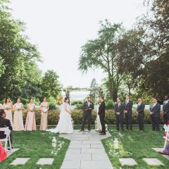 Ceremony Bridal Party