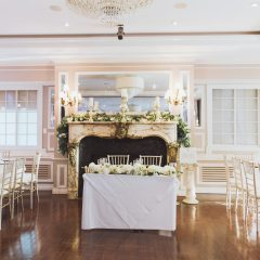 Fireplace Banquet Room
